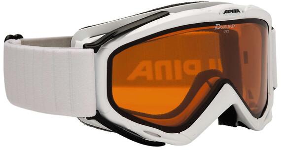 Alpina Spice Doubleflex S2 goggles Dames wit